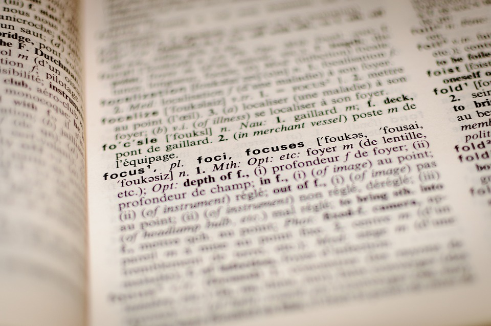 Héritage, quelques règles de français à partager