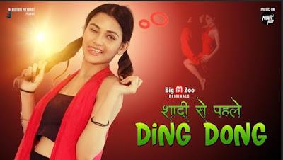 Shaadi Se Pehle DING DONG Big Movie Zoo web series