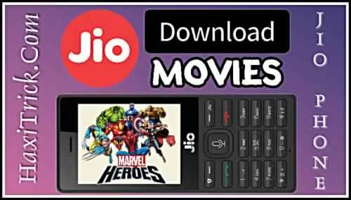 Jio Phone Movies Download Kaise Kare Trick In Hindi