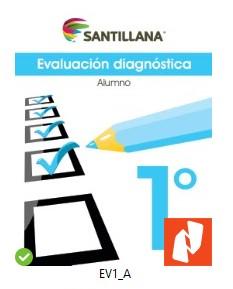 Examen Diagnostico 1er grado evaluación diagnostica