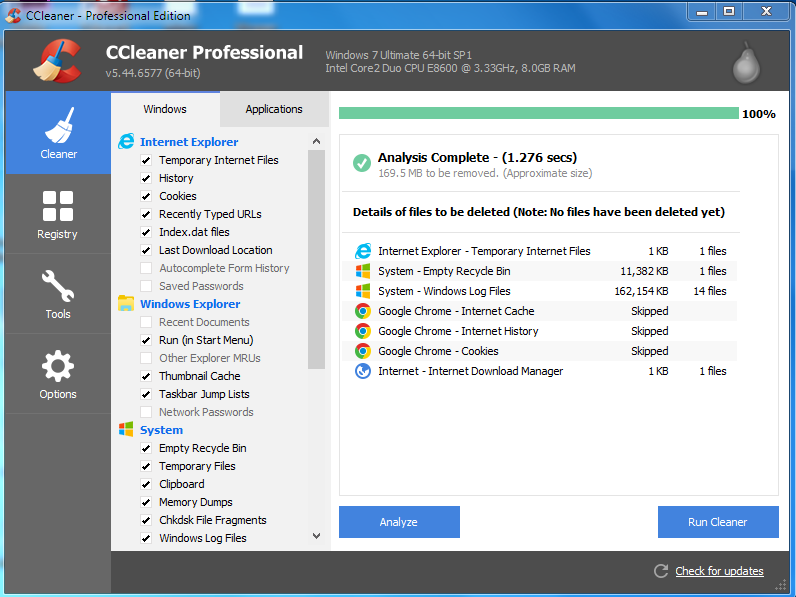 Ccleaner Pro License Key August 2018 100% Working is Here ...
