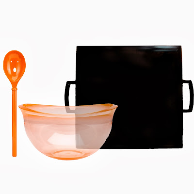 Zak Halloween Serving Set
