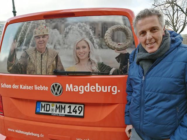 Radioreise Podcast in Magdeburg