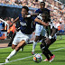 Newcastle 0-2 Tottenham: Spurs comfortable against 10-man Toons