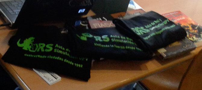 ARS camisetas