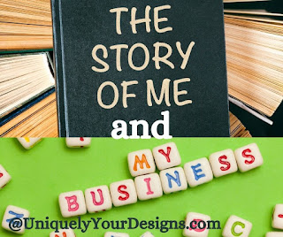 The Story of Me and My Business