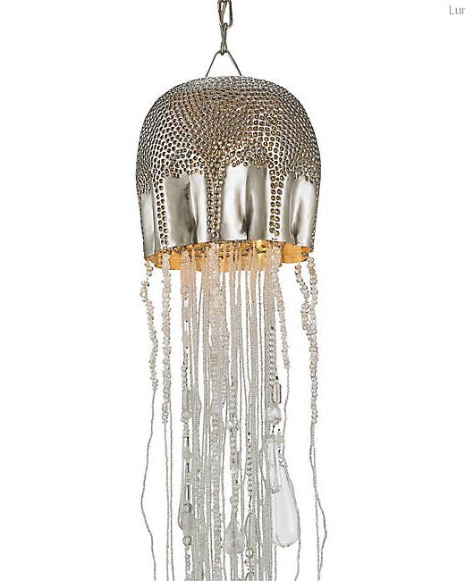 Jelly Fish Hanging Light Pendant
