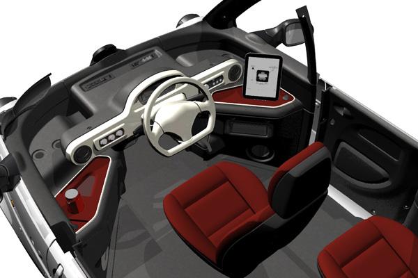 mach bio v hicules lectrique au salon auto moto toulouse fukushima. Black Bedroom Furniture Sets. Home Design Ideas