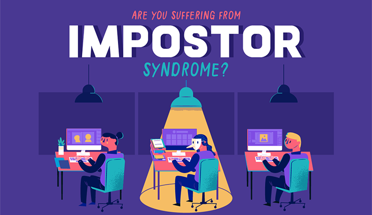 Are You Suffering From Impostor Syndrome?#infographic