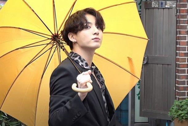 Çin, BTS'in sarı şemsiyesini siyasileştirdi