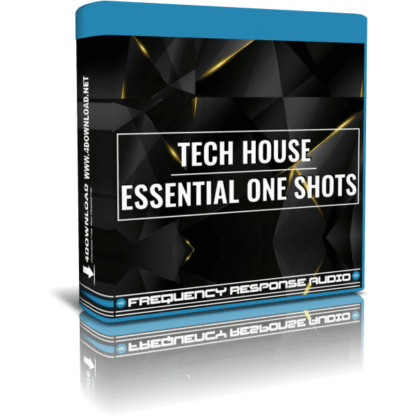 Tech House Esssential One Shots WAV