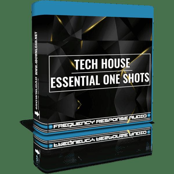 Tech House Esssential One Shots WAV
