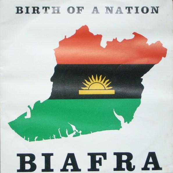 Image result for biafra poster