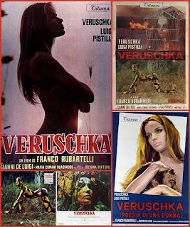Veruschka - poesia di una donna / Veruschka - Poetry of a Woman. 1971.