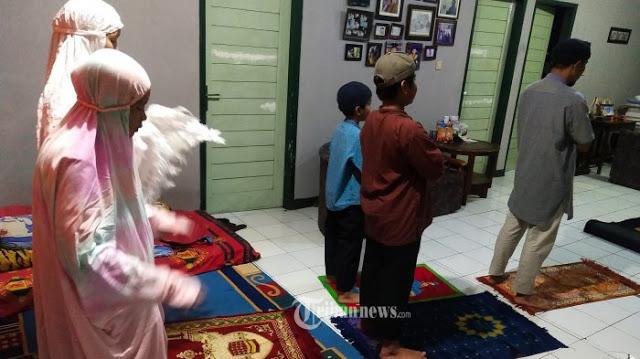 Menteri Agama Resmi Keluarkan Imbauan, Umat Islam Diminta Salat Idul Fitri di Rumah