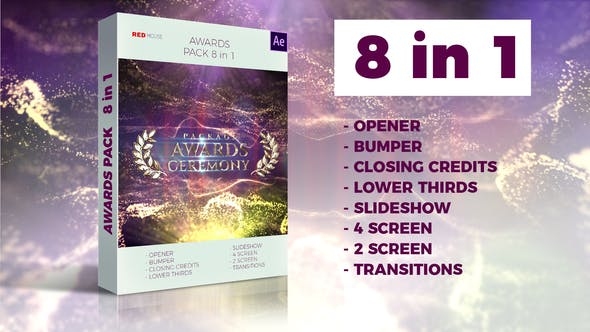 Awards Pack | After Effects Project Files | Videohive 23738774
