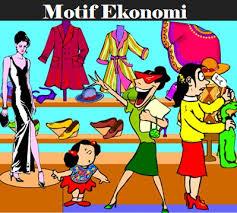 Pengertian Motif Ekonomi dan Motif Nonekonomi, Macam-macam Motif Ekonomi dan Nonekonomi, Perbedaan Motif Ekonomi dan Nonekonomi
