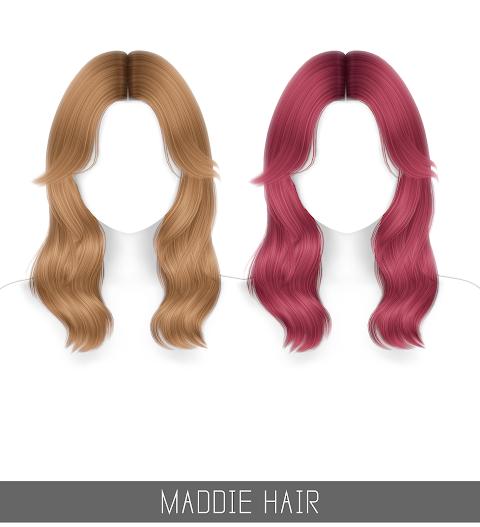 MADDIE HAIR