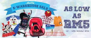 Anakku e-Warehouse Sale 2016