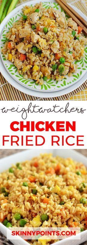 Scrumptuous Chicken Fried Rice