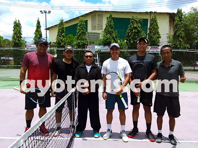 M. Faisal Aidil/Iqbal Bilal Saputra Juara Walikota Samarinda Open 2020