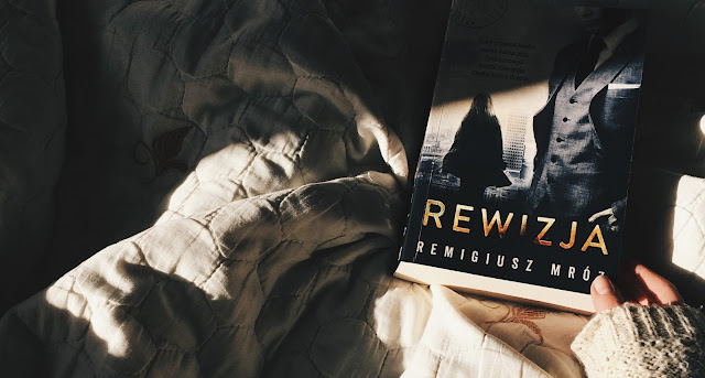 Rewizja | Remigiusz Mróz