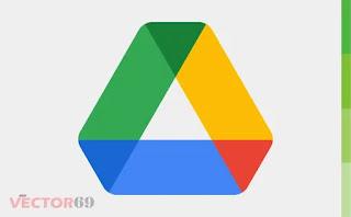 Google Drive New 2020 Logo - Download Vector File CDR (CorelDraw)