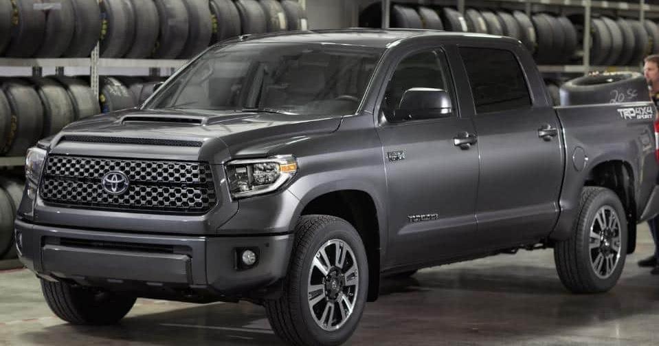2020 Toyota Tundra Redesign - CarFoss