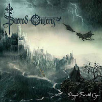 "Ο δίσκος των Sacred Outcry ""Damned For All Time"""