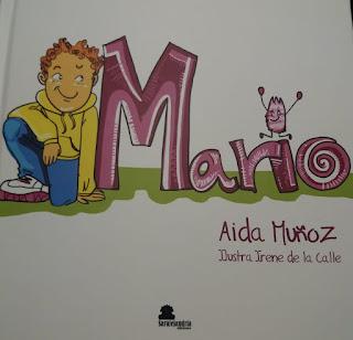 cuento infantil-Mario- Aida Muñoz