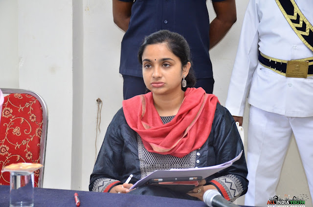 High Quality Photo of IAS Sweta Mohanty