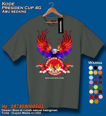 Kaos Presiden Cup4G