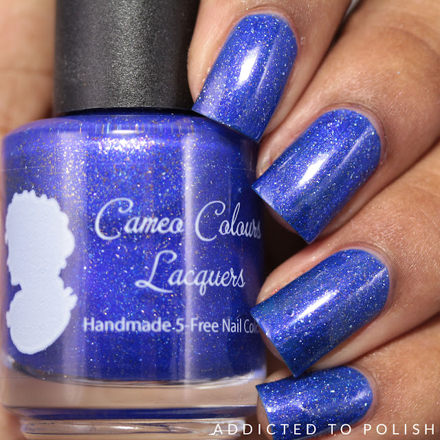 Cameo Colours Lacquers Perfect Day for Pumpkin Picking
