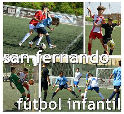 San Fernando Fútbol Infantil