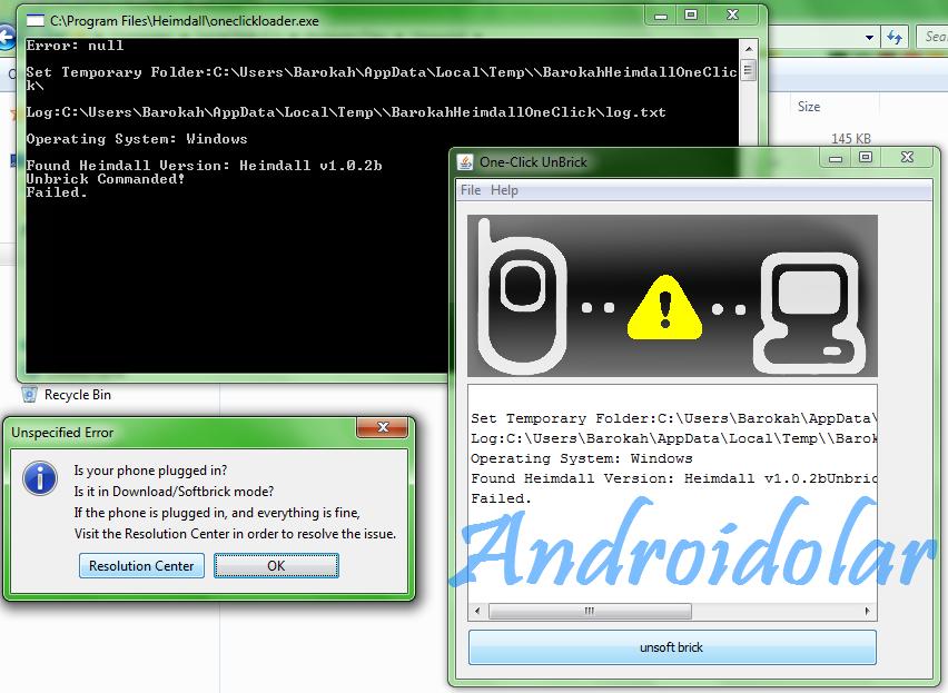 Tutorial Cara Unbrick Android Samsung Dan Semua Merk Android Dengan Mudah Androidolar