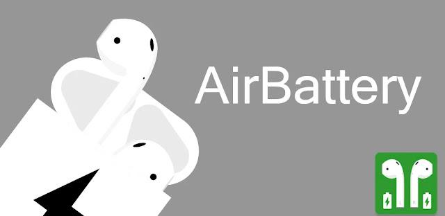 تنزيل AirBattery PRO 1.4.3 - تطبيق للإبلاغ عن حالة بطارية AirPad لنظام الاندرويد