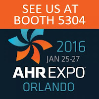 AHR Expo announcement for Delta Cooling Towers