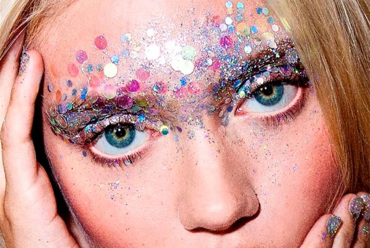 Inspirações de Maquiagens para o Carnaval
