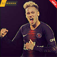 Neymar Jr No.10 Keyboard Theme 2020 Apk free for Android