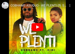 Cobhams - We Plenti feat. Simi