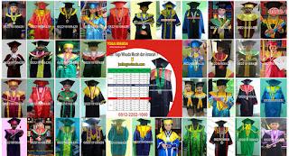 Distributor Seragam wisuda Sekolah TK, SD, SMP, SMA Online