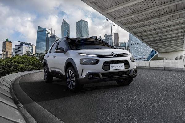 Citroën C4 Cactus 2022 Feel AT: preço reduzido a R$ 102.590 até 21 de agosto