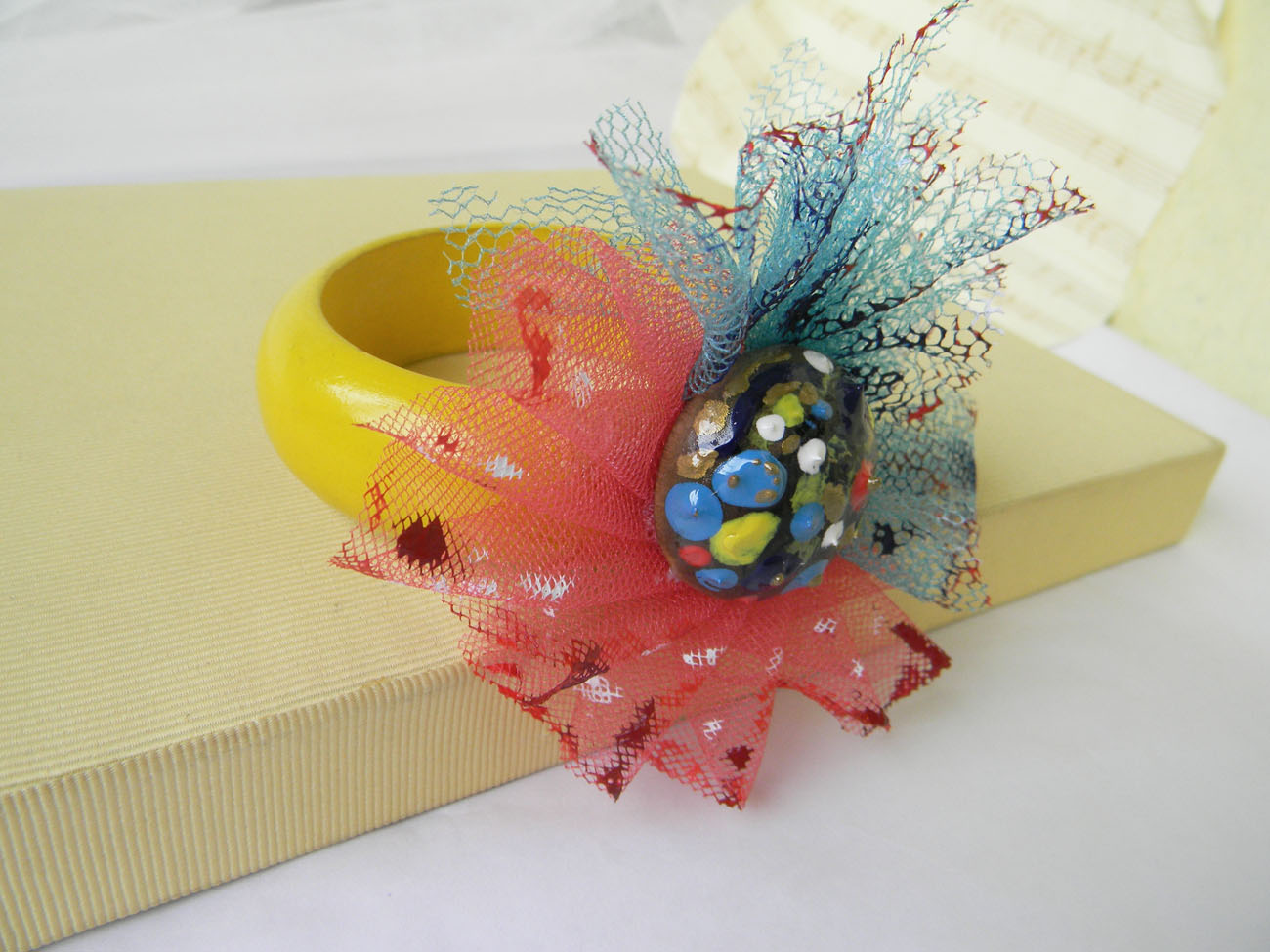 """Yellow Spirit"" Bracelet SOLD OUT"