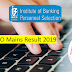 IBPS RRB PO Mains Result 2019 Declared: Get Here Direct Link