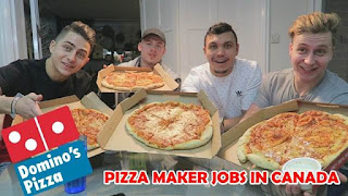 Jobs In Canada: Pizza Cook Needed In Canada