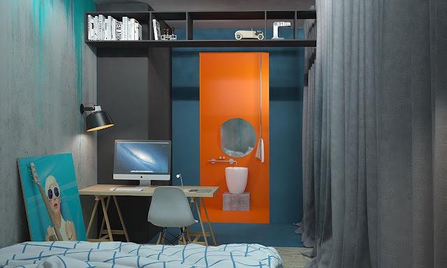 Small Bathroom Tiles Design India