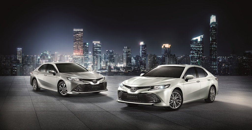 Toyota Motor Philippines To Launch All New 2019 Camry This December