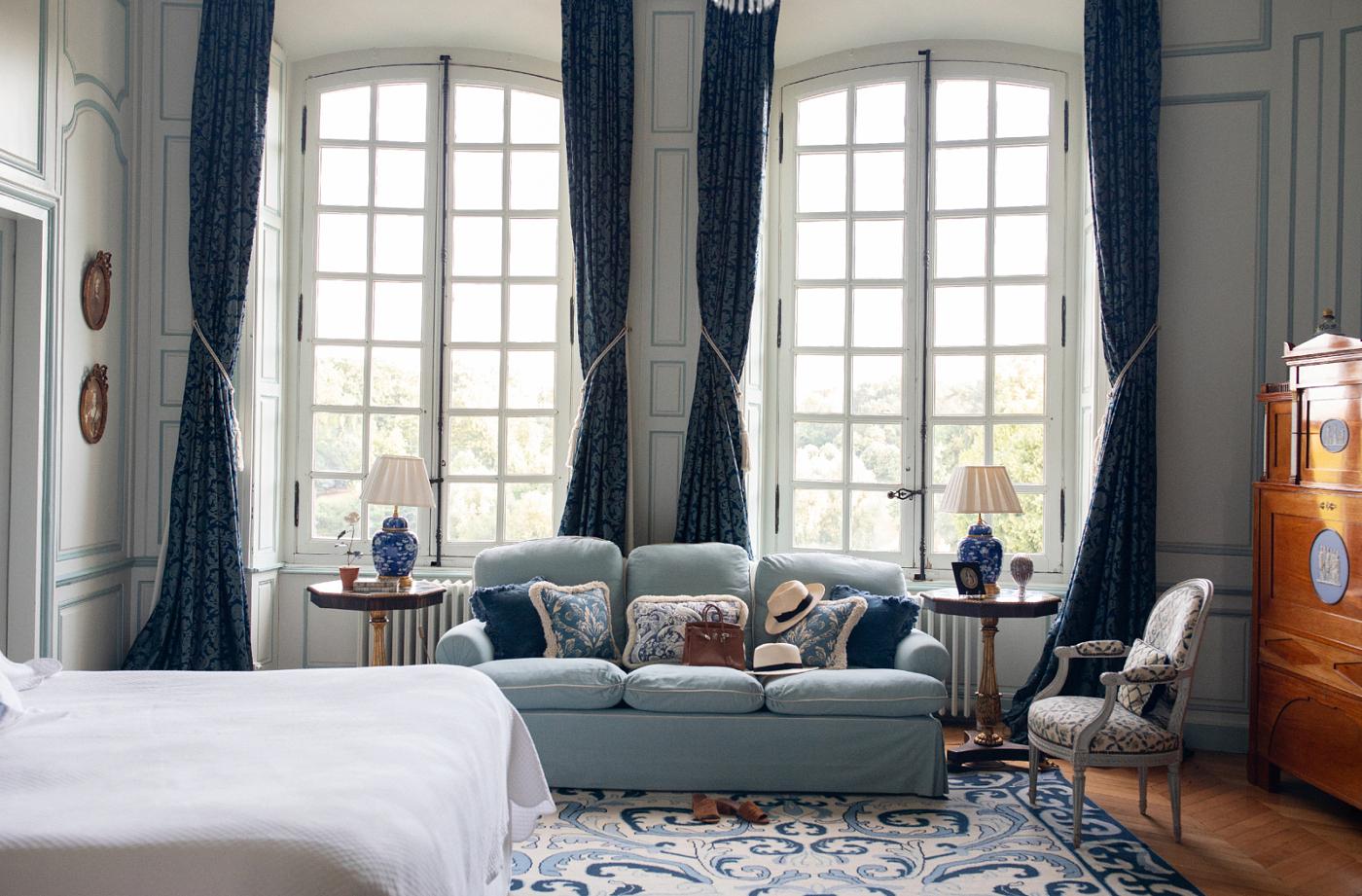 Migliori Libri Interior Design the chateau of dreams {chateau du grand luce}. | cool chic