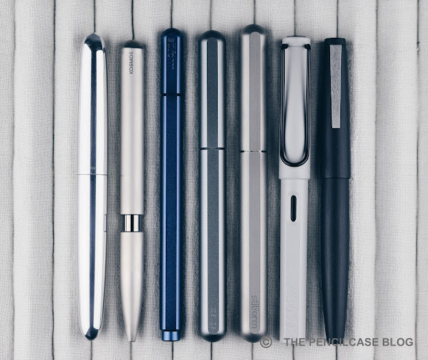 REVIEW: NEW STILFORM INK FOUNTAIN PEN
