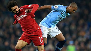 Manchester City vs Liverpool 2-1 Full Highlights